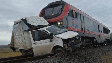 Photo of Afyonkarahisar'da hemzenin geçitte yük treniyle çarpıştı! 1 ölü