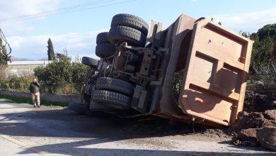 Photo of Muğla'da kamyon kazası! 1 kişi yaralandı