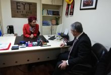 Photo of Gelecek Partisi EYT Derneği'ni ziyaret etti!