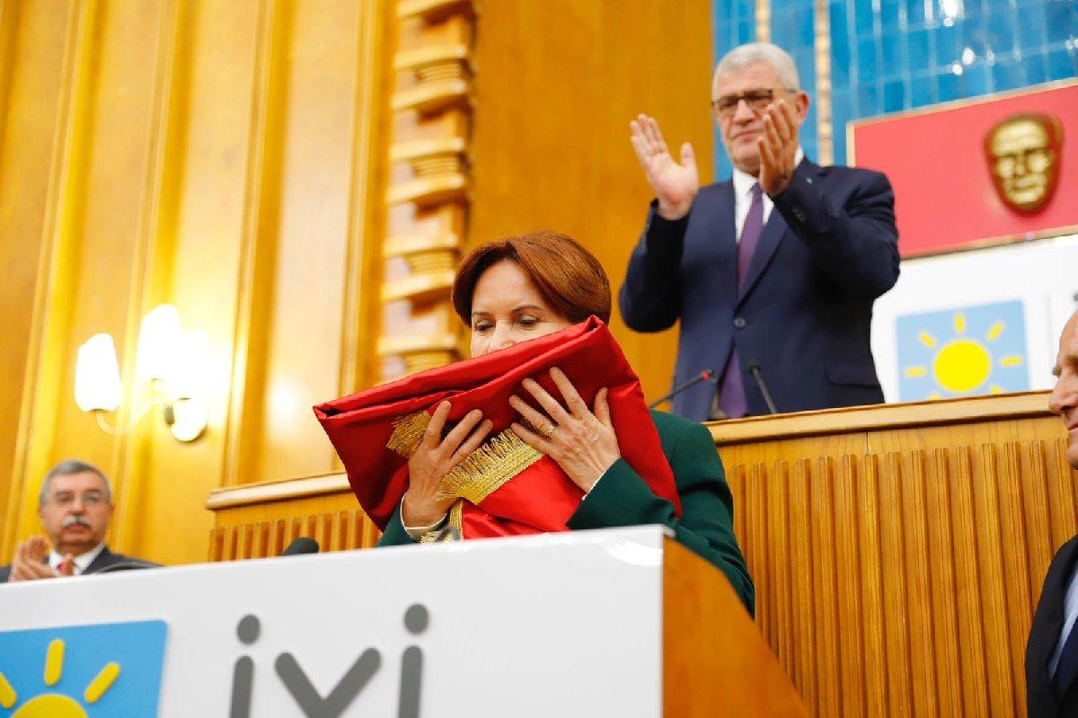 Photo of Meral Akşener Cumhurbaşkanı Erdoğan'a seslendi!