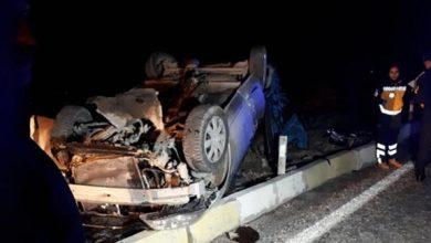 Photo of Denizli'de otobüs kazası! Tavas'ta yolcu otobüsü kaza yaptı