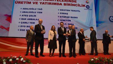 Photo of Abalıoğlu'nun Lezita'sına iki ödül!