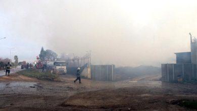 Photo of Adana'da pamuk fabrikasında yangın çıktı! 3. gününde de söndürülemedi
