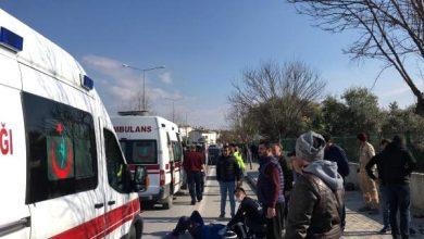 Photo of Aydın Kuşadası'nda 23 yaşındaki genç motosiklet kazasında öldü!