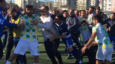 Photo of Aydın amatör lig maçında kavga çıktı!
