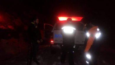Photo of Denizli'de 22 yaşındaki genç donmak üzereyken kurtarıldı!