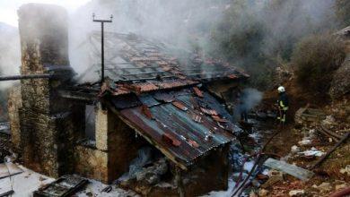 Photo of Muğla Dalaman'da ahşap evde yangın çıktı!