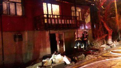 Photo of Denizli'de 2 katlı metruk binada yangın çıktı