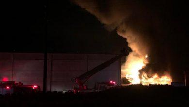 Photo of Denizli'de kimya fabrikasında yangın çıktı!