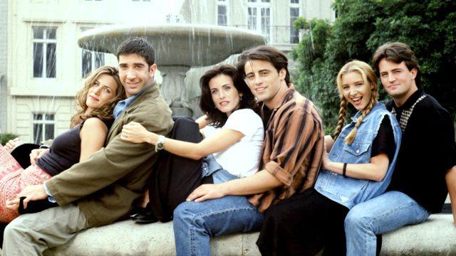 Photo of Ünlü dizi Friends ekranlara geri dönüyor!