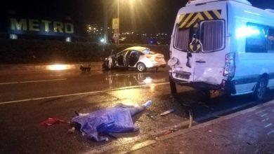 Photo of İzmir Çiğli'de trafik kazası! 1 kişi öldü