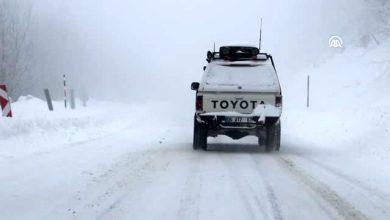 Photo of Kütahya'da hava koşulları trafiği olumsuz etkiledi!