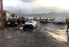 Photo of Aydın Kuşadası'nda trafik kazası! 1'i ağır 5 yaralı