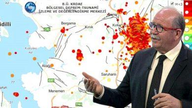 Photo of Manisa'da peş peşe meydana gelen depremler sonrası profesörden açıklama!