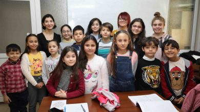 Photo of İzmir'de Çocuklar Masal Atölyesi'nde Buluştu