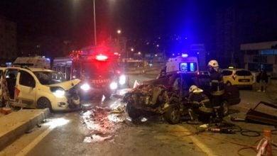 Photo of Aydın Kuşadası'nda alkollü sürücü dehşeti!
